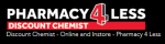 Pharmacy 4 Less coupon code